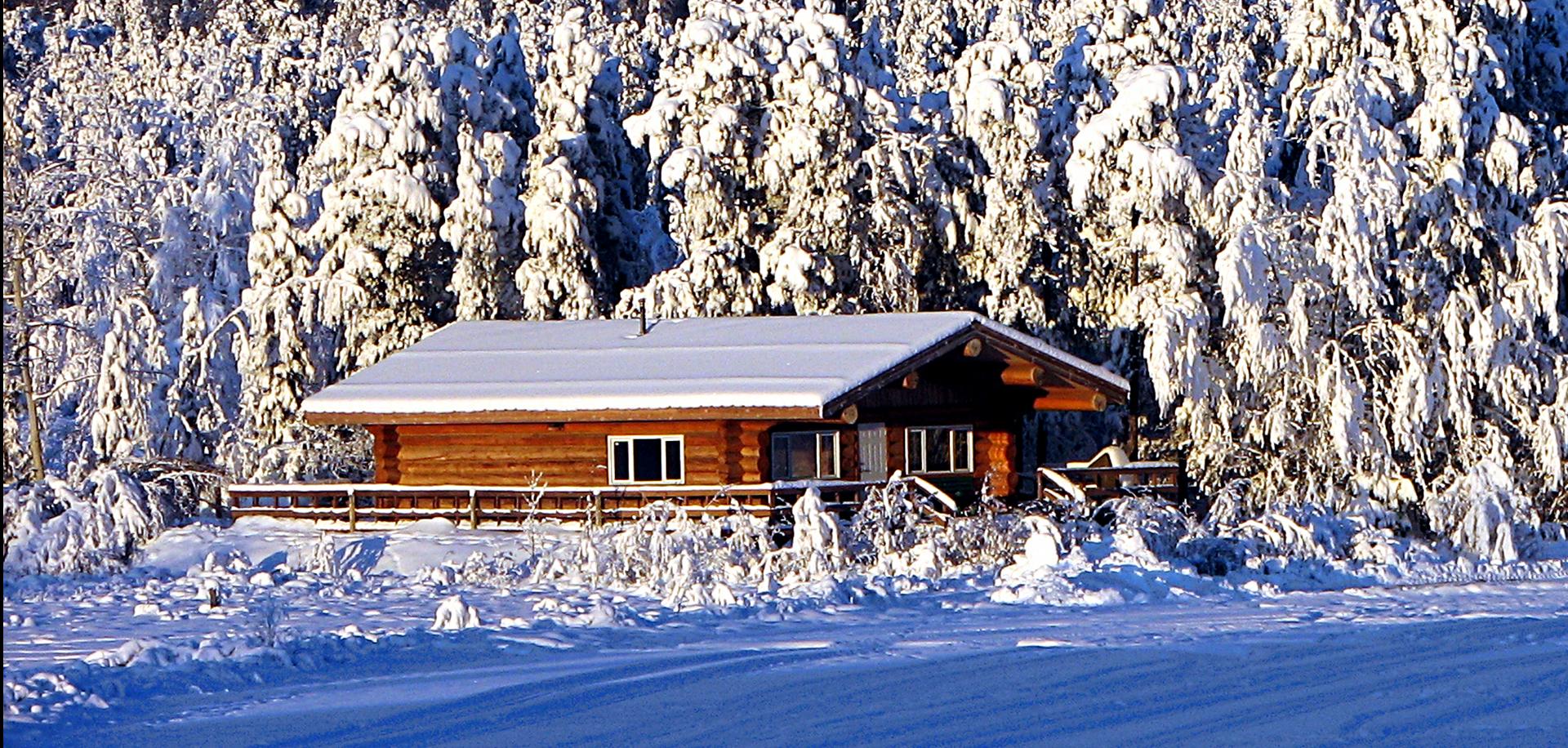 Wye Lake Cabin